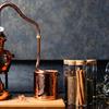 バー エグザゴーヌ - メイン写真:蒸留器