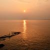 江の島ビアテラス - メイン写真:ビアテラスから見た風景