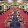 稚加榮 - 内観写真:100名以上の宴会が可能な大座敷