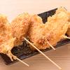日本橋うどん酒場ほし野 - メイン写真:串揚げ5種盛り