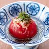 ももふく - メイン写真:トマトのお浸し