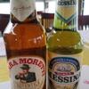 イルキャンティカフェ - ドリンク写真:イタリアンビールのモレッティとメッシーナです