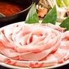 ぼんぐう・kurobuTa - 料理写真:黒豚しゃぶしゃぶのほか、すき焼きなども出来ます。