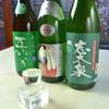神楽坂 おいしんぼ - ドリンク写真:静岡の地酒をとりよせてます