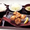 あかね農場 - 料理写真:鶏唐揚定食