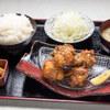 あかね農場 - 料理写真:旨だれ鶏唐揚定食
