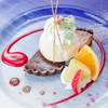 アグレ カフェ ザ テラス - 料理写真:セレクト タルト&アイス