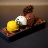 パフェ、珈琲、酒、佐藤 - 料理写真:令和元年5月より登場。新ショコラとマンゴー