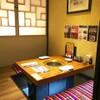 陽山道 - 内観写真:デート、接待に最適、掘り炬燵完全個室