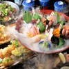 鮮魚の桶盛りと創作天ぷら 天しゃり - メイン写真: