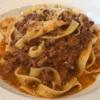 オステリアサンテ - 料理写真:マンマのボロネーゼ