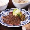 肉匠の牛たん たん之助 - 料理写真:自然薯と牛タンの定食4枚6枚8枚が選べます。