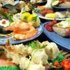 汐の風 - 料理写真:飲み放題付3980円コース