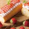 プレミアムビュッフェ - 料理写真:苺のロールケーキ