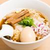 麺亭 しま田 - 料理写真:味玉煮干し蕎麦