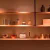料理屋 橘 - 内観写真:一つ一つ選び抜かれた器が、料理に華を添える