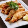 炭火焼き鳥 祥 - 料理写真:鶏皮餃子