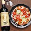 炭火焼き鳥 祥 - 料理写真:焼き鳥屋さんが作ったピザ