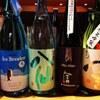 白金 酉玉 - ドリンク写真:季節にあった日本酒を