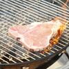 BBQ&ビアガーデン Bony Chops - 料理写真:黒牛Tボーンステーキ