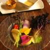 ラムカーナ - 料理写真:新鮮&カラフルな野菜をバーニャカウダで
