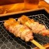 炭火串焼 くま男爵 - 料理写真:赤鶏もも