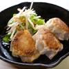 七味亭 - 料理写真:ニラ饅頭