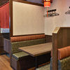 味覚 - メイン写真:テーブル席(ベンチシート)