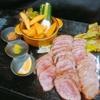 肉卸直営 大衆肉酒場 きたうち - 料理写真:備長炭焼き塊肉ステーキ