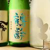 あぶり清水 - ドリンク写真:日本酒の集合