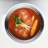 NANI 回転小火鍋 - 料理写真:トマトスープ