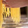 レガーロ - 料理写真:レガーロのスペシャリテのひとつでも手打ちパスタ