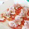 アルページュ - 料理写真:生ハム、トマト、モッツァレラチーズの『バジル』の香るカプリ風