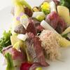蕎麦割烹  倉田 - 料理写真:食欲誘われる彩りが鮮やかな『和牛サーロイン炙り』