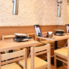 韓国トン一 - メイン写真:テーブル4名