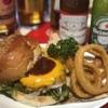 麦酒酒場 なかなか - 料理写真:アメリカンチーズバーガー
