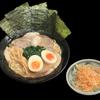 麺侍 誠 - 料理写真:よくばりラーメン(醤油とんこつ)