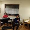 食彩工房 そばの華 - 内観写真:二胡&エレクトーン