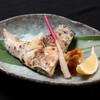 旬鮮 やました - 料理写真:ブリカマ塩焼き