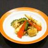 メゾン・ド・ユーロン - 料理写真:鱧のXO豆豉炒め