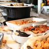 モンテ アスル - メイン写真:ブッフェメイン料理