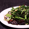 鮪のシマハラ - 料理写真:レバニラ以上のマグニラ炒め