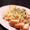 鮪のシマハラ - 料理写真:マグロのタルタル 山盛りのっけパン