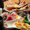 季節料理と静岡おでん しんば - メイン写真:コース