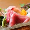 季節料理と静岡おでん しんば - メイン写真:刺し身盛