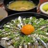 広島 酒呑童子 - 料理写真:広島ならではの小鰯丼【ランチ700円】