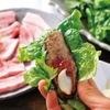 焼肉白李 - 料理写真:サムギョプサル