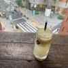 鶏の素揚げ hoshino - ドリンク写真:自家製すりおろし生レモンサワー