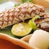 鯨海 - 料理写真:かつおのハランボ塩焼き