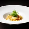 THE SODOH HIGASHIYAMA KYOTO - 料理写真:名残鱧 九条葱 スパゲッティーニ